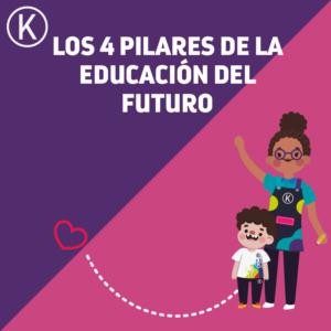 Los 4 pilares de la educación del futuro